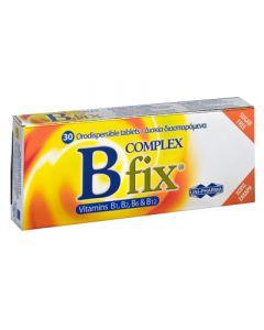 Uni-Pharma B Complex Fix 30 Tabs