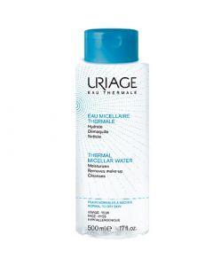 Uriage Thermal Micellar Water 500ml Normal - Dry Skin