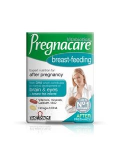 Vitabiotics Pregnacare Breast-feeding 84 Tabs