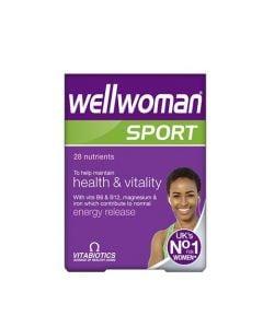 Vitabiotics Wellwoman Sport & Fitness 30 Tabs