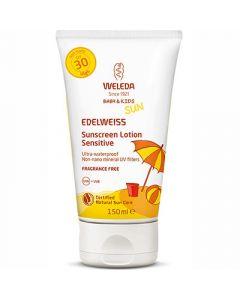 Weleda Edelweiss Sun Baby & Kids SPF30 150ml