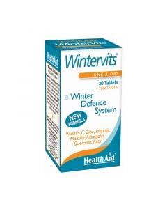 Health Aid Wintervits 30 Tabs Ενίσχυση Ανοσοποιητικού