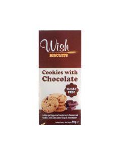 Wish Biscuits Cookies 90gr
