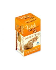 Wish Biscuits Digestive 220gr