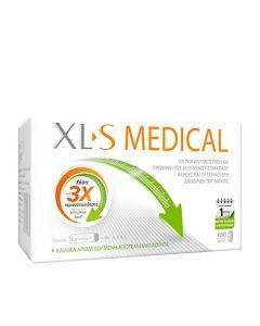 Omega Pharma Excellence XLS Medical Fat Binder 180