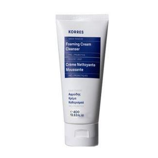 Korres Greek Yoghurt Foaming Cream Cleanser 400ml