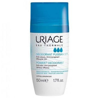 Uriage Deodorant Puissance 3 Roll-On 50ml