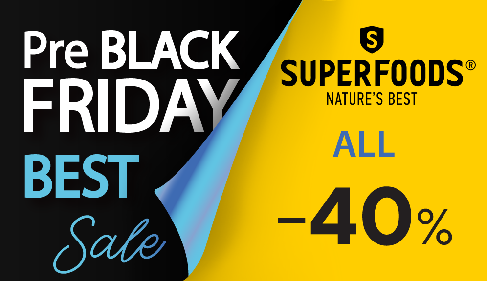 Superfoods Black Friday